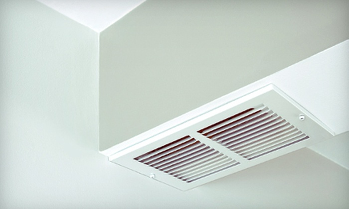 NOLA Quality Air - Central Business District: $49 for Whole-House Air Duct Cleaning with Dryer Vent Cleaning or AC Unit Checkup from NOLA Quality Air ($249 Value)