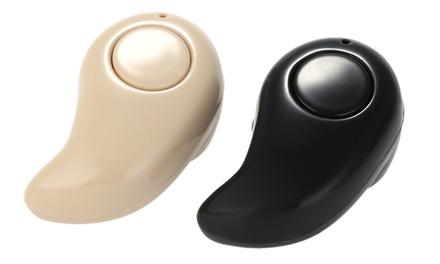 1 o 2 mini auriculares Bluetooth desde 8,26 € (hasta 85% de descuento)