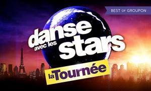 """Cheyenne Productions: 1 place au choix pour """"Danse avec les Stars 2017"""" le Vendredi 20 janvier 2017 à 20h30 dès 29 € à Amnéville"""