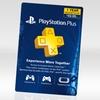 Playstation Plus 12-Month Membership Card