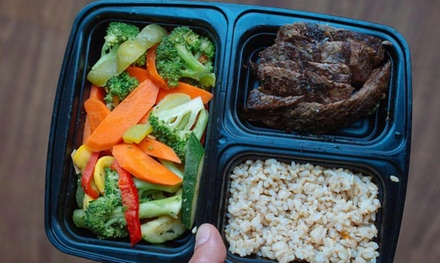 Up to 38% Off Meal Prep from Fit Kitchen Meal Prep