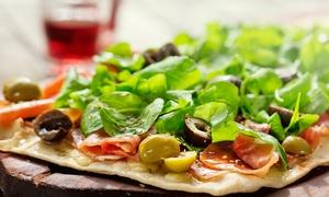 Morelia: Desde $259 por empanadas + pizzas clásicas a la parrilla + cervezas para dos o cuatro en Morelia