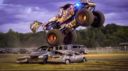 Monster Truck Show (June 14–16)
