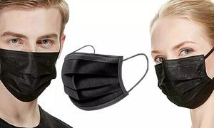 Masques jetables à 3 épaisseurs