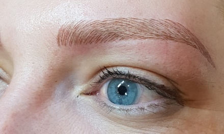 Eyebrow Microblading and Top-Up