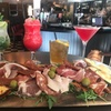 Sharing Platter with Cocktails