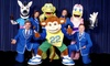 Pontins Parks: 3- or 4-Night Break for Up to Six