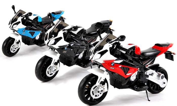 bmw elektro kinder motorrad groupon goods. Black Bedroom Furniture Sets. Home Design Ideas