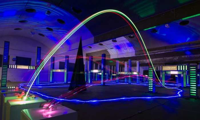 30 Minute Drone Racing Drone Experience Days Groupon