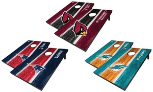 NFL Tailgate Toss Board Game