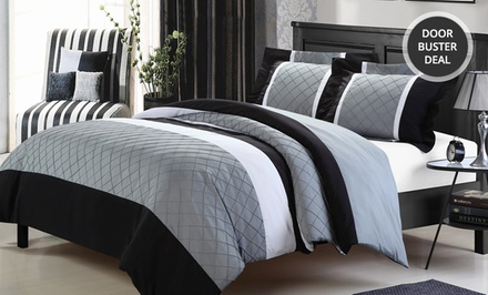 3-Piece Pintuck Duvet Set. Multiple Options Available from $36.99–$39.99. Free Returns.