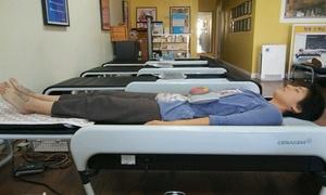Up to 76% Off Chiropractic Massage at Ceragem Healing Center, plus 6.0% Cash Back from Ebates.