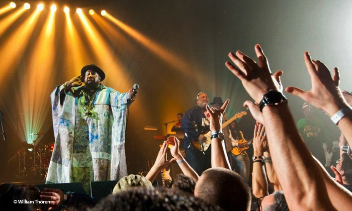 George Clinton - House of Blues Houston: Funk Singer George Clinton on Saturday, May 30, at 9 p.m. (Up to 50% Off)