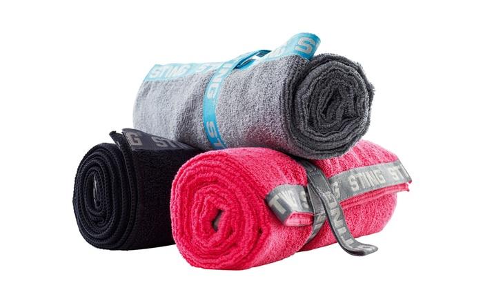 Asciugamano per sport Sting