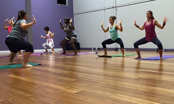 Olympus Sports Coliseum - Olympus Sports Coliseum: Five Yoga Classes at Olympus Sports Coliseum, Inc. (70% Off)