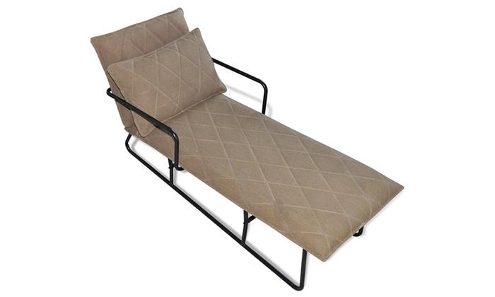 Chaise Longue Avec Accoudoir