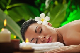 Flitz Herbal and Holistic Centre: Facial or Full-Body Massage or Both with Sauna Access at Flitz Herbal and Holistic Centre (Up to 69% Off)