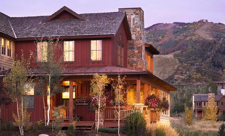 2- or 3-Night Stay in a Luxury Townhouse at The Porches in Steamboat Springs, CO
