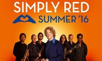 Simply Red Live at Chelmsford City Racecourse, 1 July (Up to 20% Off)