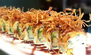 Sumo Sushi: Sushi and Japanese Cuisine at Sumo Sushi (35% Off)