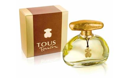 EDT Tous Touch de 100 ml por 59,90 € (39% de descuento)