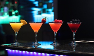 South Beats Cocktail Bar And Lounge: Choice of Three or Six Cocktails at South Beats Cocktail Bar And Lounge (Up to 53% Off)