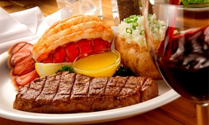 Steakhouse Cuisine For Two Or Four Or More At Sizzler In Rialto (up To 48% Off)