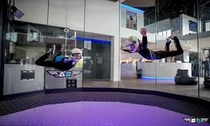 Airspace Indoor Skydiving: Pack découverte de simulateur de chute libre avec Airspace Indoor Skydiving à 59,99 €