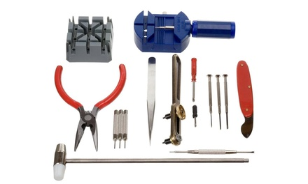 16Piece Watch Repair Kit for £4.99
