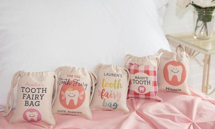 Tooth Fairy Bags To Hang On Door