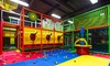 Up to 44% Off Indoor-Playground Passes or Birthday Party