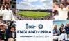England v India: Junior (£16) or Adult (£29)