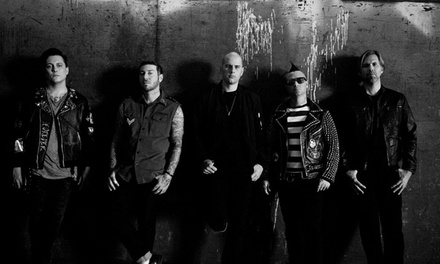 Monster Energy Rock Allegiance – Avenged Sevenfold, Limp Bizkit, Papa Roach, and More on Saturday, October 6, at 12 p.m.