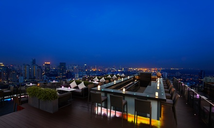 Bangkok: 2 to 4 Nights for Two with Breakfast, Discount for Food and Beverages and Spa at Anantara Sathorn Bangkok Hotel