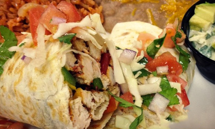 Frontera Grill - Chicopee: $24 for a Mexican Meal for Two at Frontera Grill (Up to $48.95 Value)