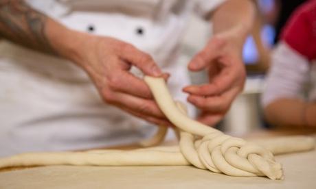 Brot- oder Brezn-Backkurs in der Bäckerei Konditorei Denk