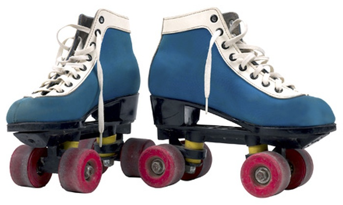 Roller Fox Skating Center - Ravenna: Skate-Rental Packages with Snacks and Glow Sticks at Roller Fox Skating Center (Up to 51% Off). Three Options Available.