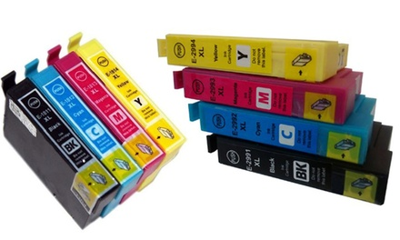 Cartouches dencre compatibles pour imprimantes Epson, plusieurs pack disponibles (SaintEtienne)