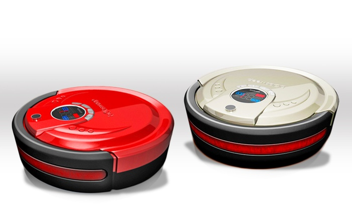 bObsweep Robotic Vacuum Cleaner and Mop: bObsweep Standard or Pet-Hair Robotic Vacuum and Mop (Up to 64% Off). Multiple Colors. Free Shipping and Returns.