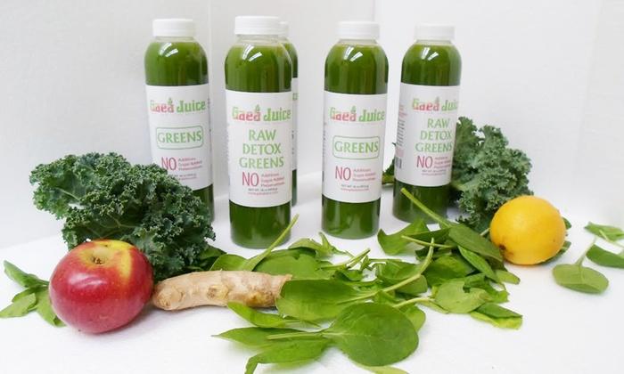 Raw Detox Cleanse - In-Store Pickup: Detox Juice Cleanses at Raw Detox Cleanse