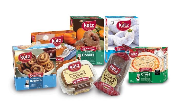 Katz Gluten Free: Up to 41% Off Gluten Free Baked Goods at Katz Gluten Free