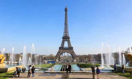 ✈París y Bruselas: 5 noches para 1 con desayuno, bus, tour y vuelo de I/V desde Madrid o Barcelona y opción a crucero