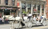 Sugar Creek Carriages - Nashville: $39 for Downtown Carriage Tour for Up to Six from Sugar Creek Carriages ($74.95 Value)