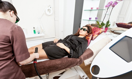 Six Sessions of Soprano ICE Laser Hair Removal at Spa Satori (Up to 93% Off)