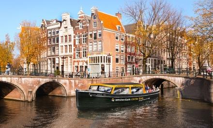Amsterdam: rondvaart van 90 minuten met Amsterdam Circle Line