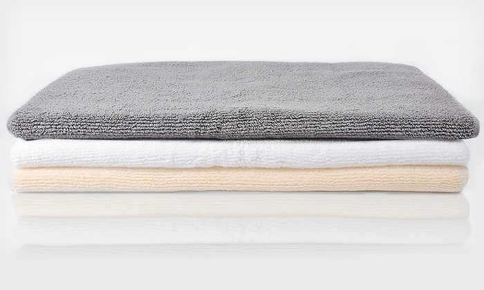 """24""""x36"""" Cotton Bath Rugs: 24""""x36"""" Cotton Bath Rug. Multiple Colors Available. Free Shipping."""