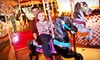Santas Enchanted Forest - Olympia Heights: Santa's Enchanted Forest Visit and a Snack Package for One Adult or One Child (Up to Half Off)