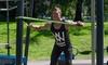 Rembrandtpark: personal training