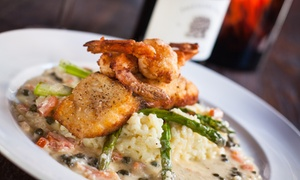 Dinner for Two or Four at Toscana Cafe & Wine Bar (Up to 60% Off)