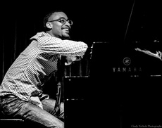 Jazz 330 Theron Brown Trio and Special Guests: Theron Brown Trio + Special Guests on Friday, October 21, at 8 p.m.